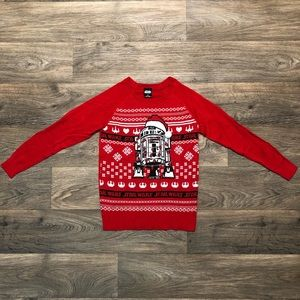 Sweaters - Star Wars R2D2 Christmas Sweater